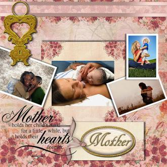Mother's Day Tribute ~ A tribute to all mothers on their special day. *Bigsmile*