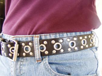My fav Belt ~ when I'm wearing jeans, that is.
