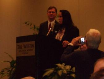 """I'd like to thank my editor... ~ Pete Francesconi...""