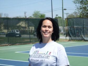 New Haircut ~ Tattnall Tennis Center in Macon, Ga.