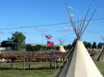 Pine Ridge Reservation in Kyle, SD ~  This picture is shared with us by  [Link To User summerlyn]