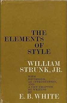 Elements of Style ~