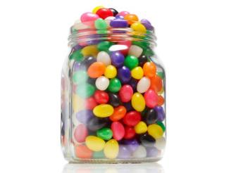 George's Jar of Jelly Beans ~  No description included.