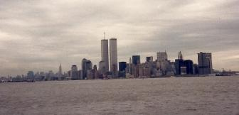 Twin Towers - New York ~ Trip to New York 1987