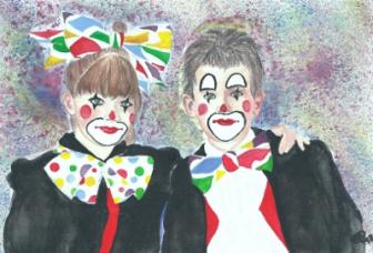 Clowning Around ~ 