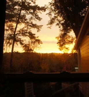 Dawn through Window ~ Photo for  Are You Listening to Me