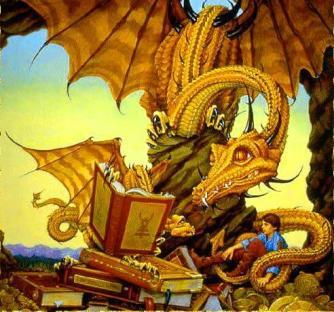 Dragon Librarian ~  No description included.