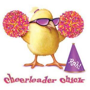 Cheerleader Chick ~ For SAJ Review Group