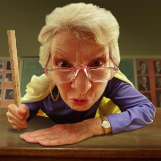 Ms. Winnie ~ Ms. Winnie the Teacher