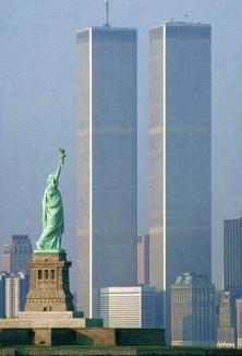 Twin Towers ~ Twin Towers before the World changed forever