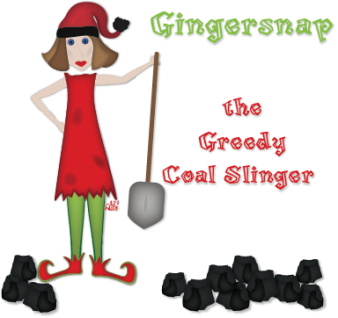 Gingersnap Elf ~  No description included.