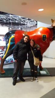 Moe and I with the Moose, Take 1 ~