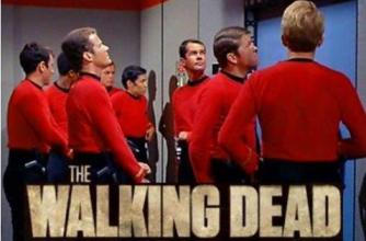 Walking Dead Reds ~  No description included.