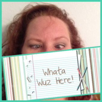 Whata Wuz Here ~  Sig I did.