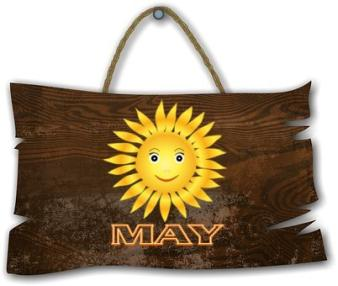 May Banner ~