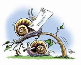 Catapult Snail Mail ~