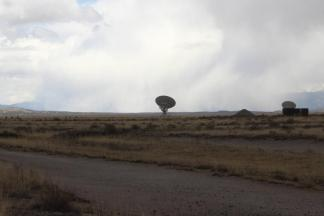 A Storm Approaching the Very Large Array ~  No description included.