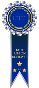 Blue Ribbon Reviewer 2018 ~ From:  [Link To User gabriellar45]