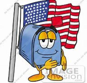 patriotic mail ~  No description included.