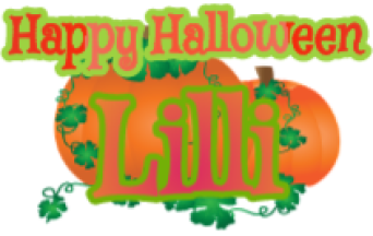 Halloween Greetings ~ Made by  [Link To User sisrandez]   Visit her shop here:  [Link To Item #2200564]