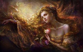 Iphene ~ Iphene, the sister of Amla and Nadite and the daughter of Ita, the original Goddess of Vala and Onteus, the original God of Vala, is a Goddess of the Underworld Vala. She resides behind what many consider the main entrance to Vala.
