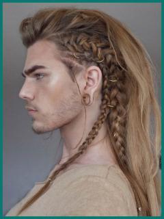 Gideon's Hair Style ~