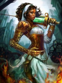 Muriel's Armor Inspiration ~