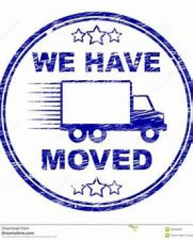 We Have Moved Circle ~  No description included.