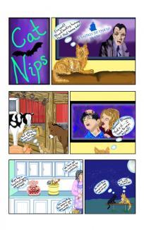 NIPS meets the Vampires ~ NIPS discovers vampires!