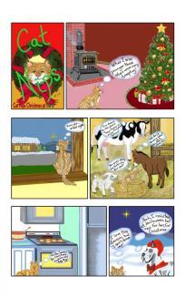 NIPS CHRISTMAS 2020 Pt. 1 ~ NIPS looks at Christmas.