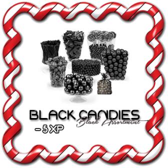 [SIDE 1] BLACK CANDIES ~