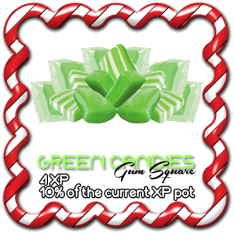 [SIDE 5] GREEN CANDIES ~