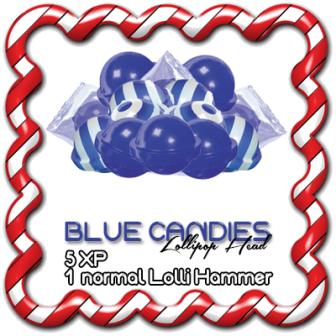 [6] BLUE CANDIES ~