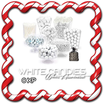 [SIDE 8] WHITE CANDIES ~