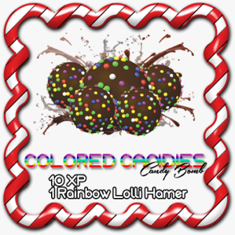 [SIDE 9] COLORED CANDIES ~