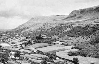 Antrim Mountains ~ Highlights where sheep and shepherds spend days and seasons