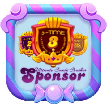BADGE SPONSORSHIP ~ A badge granted to Members sponsoring Merit Badges