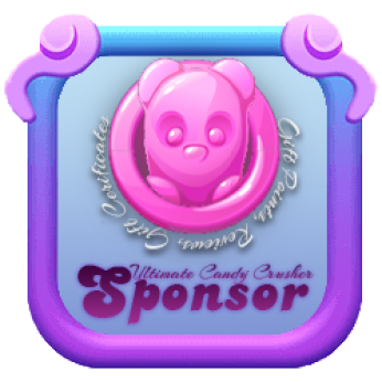 GIFT SPONSORSHIP ~ A badge granted to members sponsoring gift points, reviews, gift certificates, spoiling, surprises, etc.