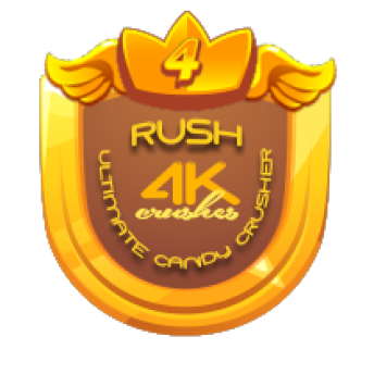 4K CANDY CRUSHES ~     4,000 CANDY CRUSHES    This will be awarded to players who crushed a total of 4,000 candies.   Note: This award will be entitled to MULTIPLE players   *AwarenessRB*PRIZE:  1 Merit Badge of Winners' Choice 8K worth of GC to  [Link To Item #2243684]