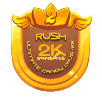 2K CANDY CRUSHES ~     2,000 CANDY CRUSHES    This will be awarded to players who crushed a total of 2,000 candies.   Note: This award will be entitled to MULTIPLE players   *AwarenessRB*PRIZE:  1 Merit Badge of Winners' Choice 3K worth of GC to  [Link To Item #2243684]
