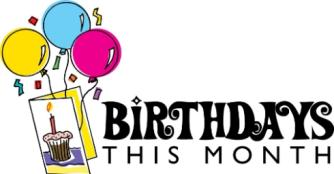 Birthday This Month ~  No description included.