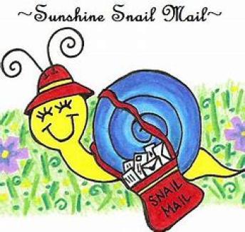 Sunshine Snail Mail ~  No description included.