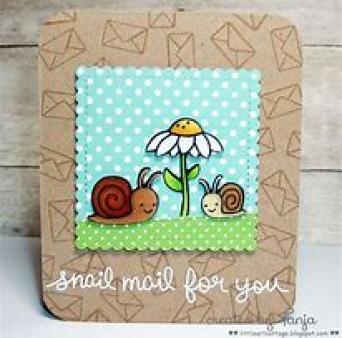 Flower Snail Mail ~  No description included.