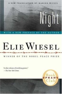 Essay Question for Night by Elie Wiesel