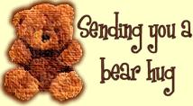 Bear Hug Bear Hug