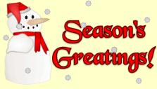 SG Seasons Greatings