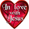 Heart, In Love with Jesus