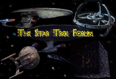 Thank you Alex for this fantastic Star Trek Forum picture.