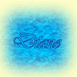 My name in a pool, sig created by  [Link To User maxine2001] .