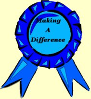 I am a recipient of 4Ps 'Making A Difference On Stories' award.